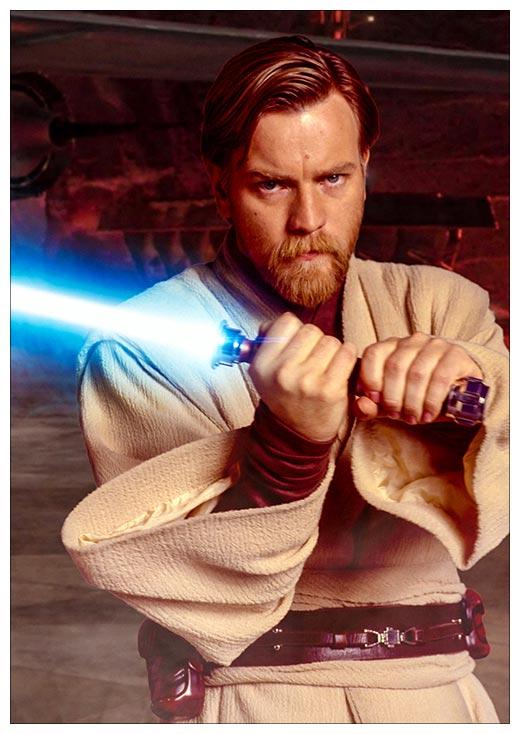 Портретный постер Star Wars / Звездные войны
